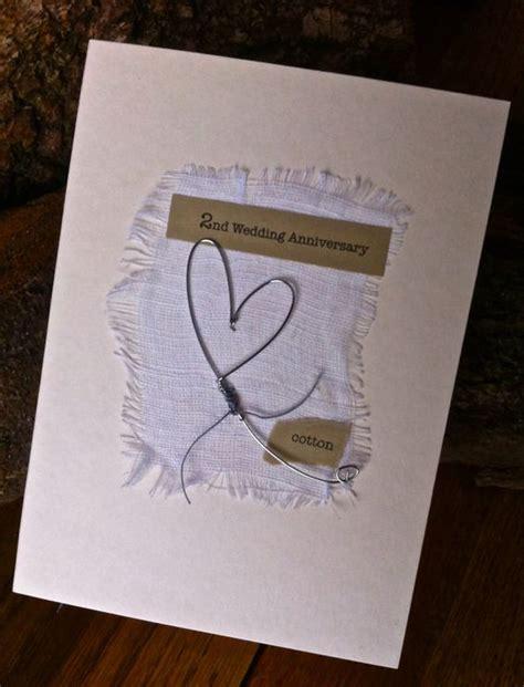 2nd anniversary gift 2nd wedding anniversary wedding anniversary and anniversaries on pinterest