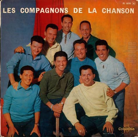 les compagnons de saison encyclop 233 disque disque les compagnons de la chanson