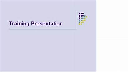 Training Presentation Templates Powerpoint Template Office Presentations