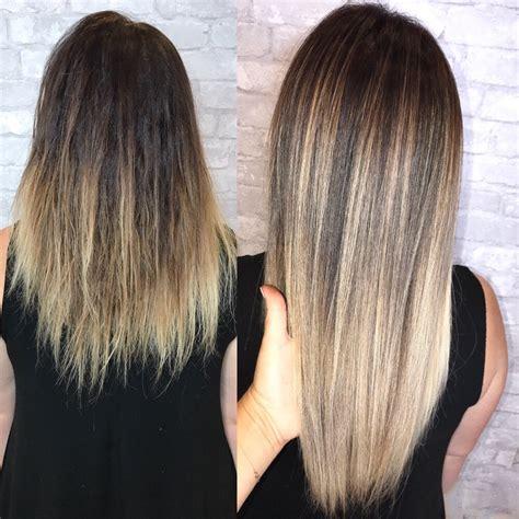 tease salon hair extensions    reviews