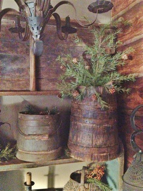 Best Images About Old Wooden Buckets Pinterest