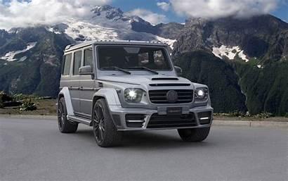 Mercedes Class Amg Benz Mansory Gronos Wagon