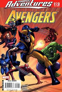 Marvel Adventures: Avengers #22 - Wakanda Wild Side! (Issue)