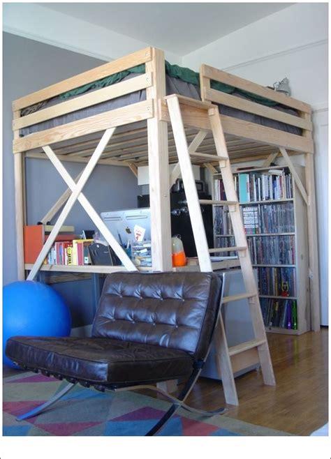Loft Etagenbetten Für Erwachsene Loungemöbel