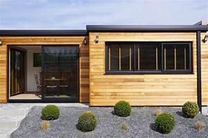 Prix Extension Bois 40m2 : extension en bois ~ Nature-et-papiers.com Idées de Décoration