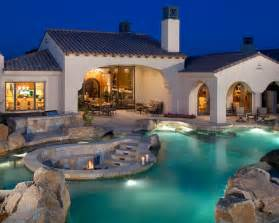 Stunning Mediterranean House Plans With Pools by Mediterranean Pool Beautiful Homes Design