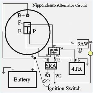 Wiring Diagram For Nippondenso Alternator