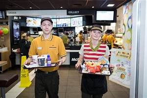All the things you learn when you work at McDonald's