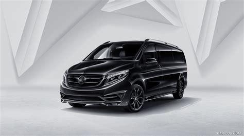 2018 Larte Black Crystal Based On Mercedes Benz V Class