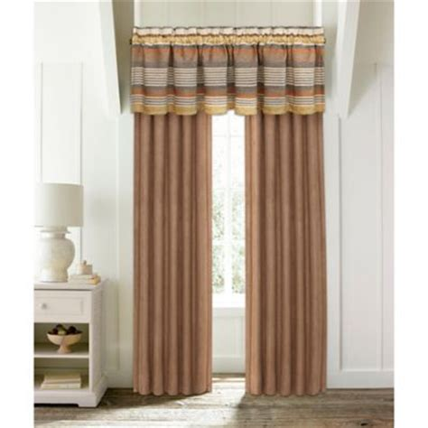 buy j new york aston window curtain panel in copper from bed bath beyond