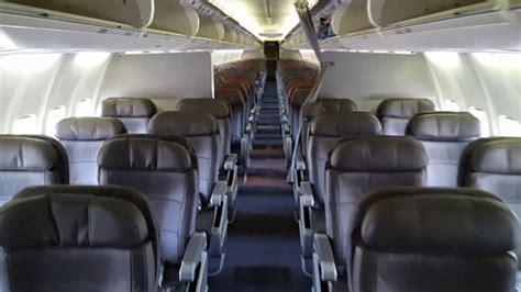 american airlines cabin  boeing   refurbished