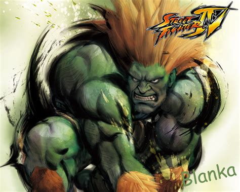 Blanka By Skolberg On Deviantart