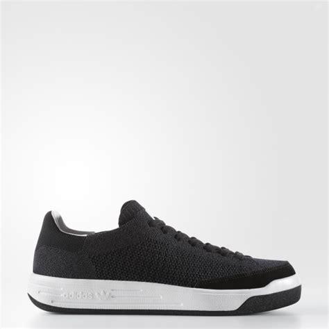 adidas rod laver super primeknit shoes black adidas