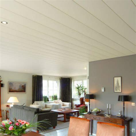 systeemplafond woonkamer luxalon plafonds luxalon aluminium lamellen