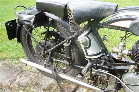 Bob's 1929 Big Four Norton