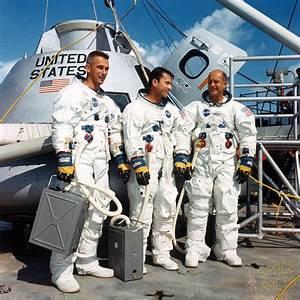 Crew Apollo 7 (backup)