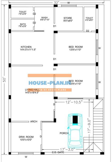 house plan east facing ground floor   bedroom plan