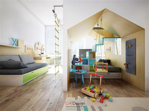 Tips How To Arrange Kids Room Decor With Variety Of Cute