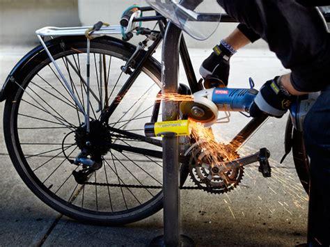 Brawny Bike Locks