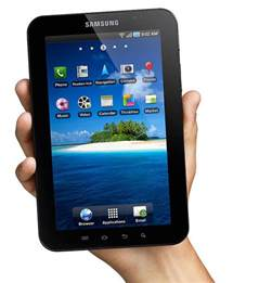 android samsung samsung galaxy android based tablet