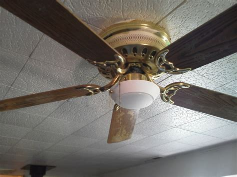 ceiling fan light install 4