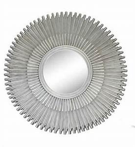 Spiegel Silber Rund : 30 wandspiegel in silber moderne und antike designs im barockstil ~ Whattoseeinmadrid.com Haus und Dekorationen