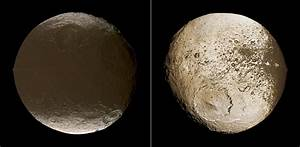 What Makes Iapetus So Weird? - Sky & Telescope