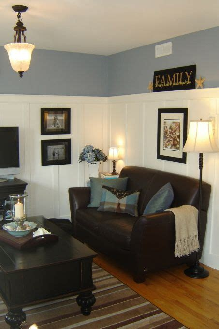 pikes peak grey paint color with brown furniture basement rehab dining room