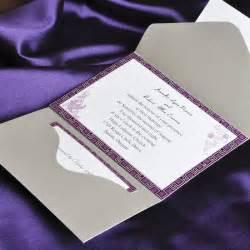 HD wallpapers aubergine wedding invitations