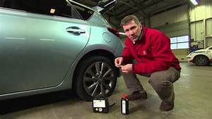 Toyota How To - Use A Tyre Repair Kit