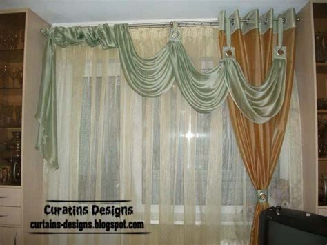 Unique Curtains by Unique Curtain Designs Curtain Models In Green