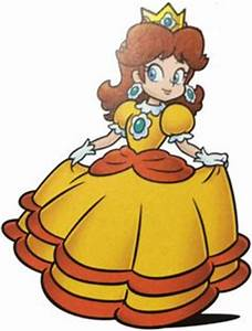 Princess Daisy | Super Mario Bros | Pinterest | Princess ...