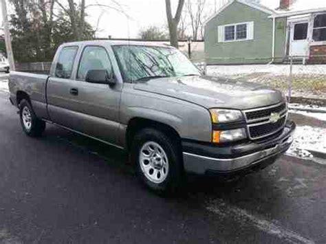 Buy Used 2006 Chevrolet Silverado 1500 Ext Cab Lt V6 In