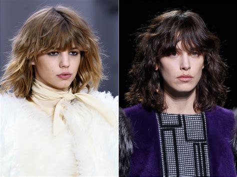 tendances coiffure automne hiver