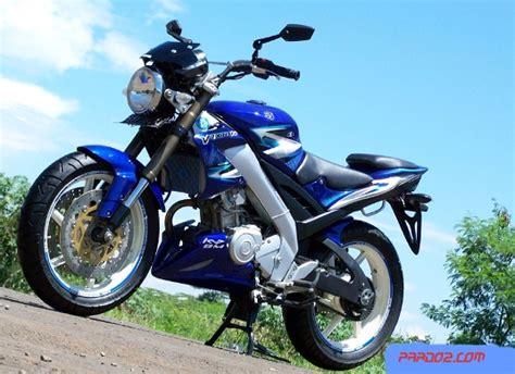 Vixion Simple Modification by Yamaha Vixion Simple Modification Modifikasi Motor