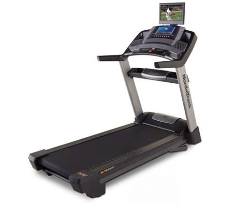 tapis de course deepfit nordictrack elite 5000 treadmill