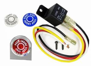 Honda Push Button Engine Start Ignition Kit