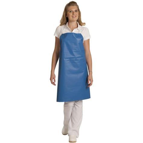 veste cuisine couleur tablier de protection en pvc pro