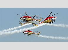 Sarang Display Team at Bahrain Air Show