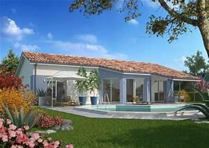 recherche modele de maison dordogne 24 ma future maison With plan de maison moderne 11 maison contemporaine en floride au design luxueux et