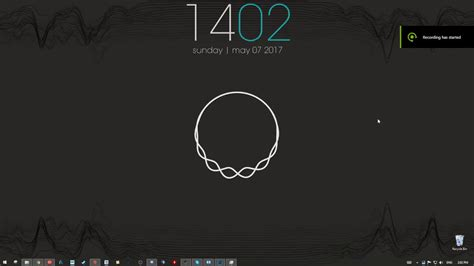 Animated Wallpaper Rainmeter - desktop set up rainmeter wallpaper engine