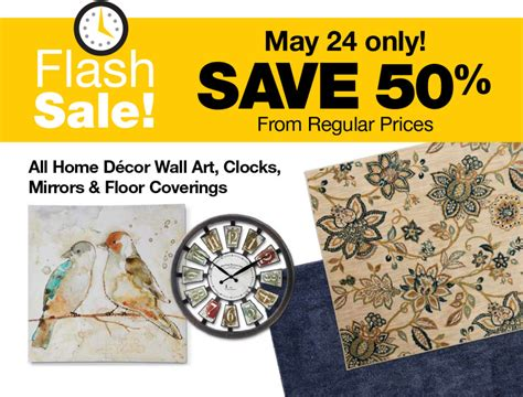 Save 50% All Home Décor Wall Art