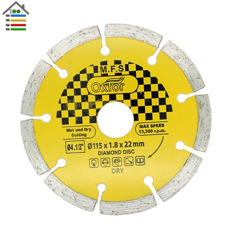 top quality ceramic tile cutting disc 115mm 4 5 quot
