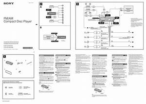 Sony Cdx Ca400 Wiring Diagram