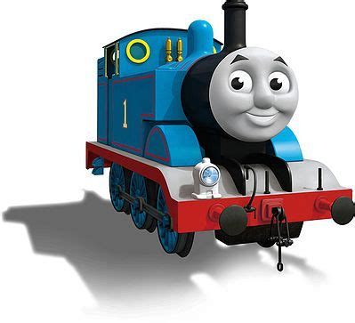 Thomas Tank Engine w/Moving Eyes Thomas-the-Tank Electric ...
