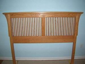 Bilder über Bett : perfekte mission stil kopfteil bilder ber diy ~ Watch28wear.com Haus und Dekorationen