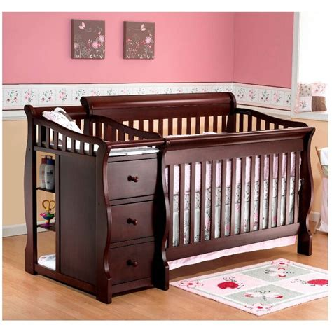 Crib Combos by Crib Changer Combo Toddler Bed Nursery Furniture Baby