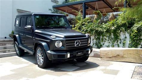 Raport otomoto internetowy samochód roku 2020 już jest! Mercedes-Benz Clase G 2020 llega a México para continuar con su leyenda