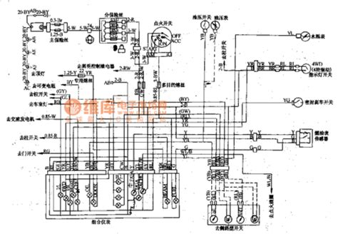 mitsubishi pajero electrical wiring diagrams 1991 1999 workshop service repair manual