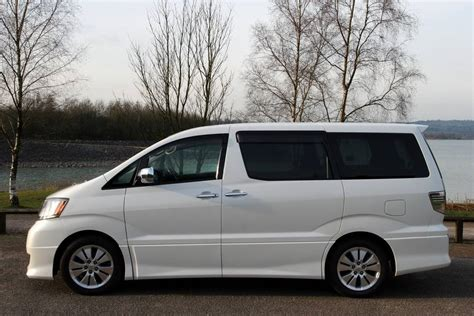 Toyota Alphard Backgrounds by Toyota Alphard Review Andrew S Japanese Cars